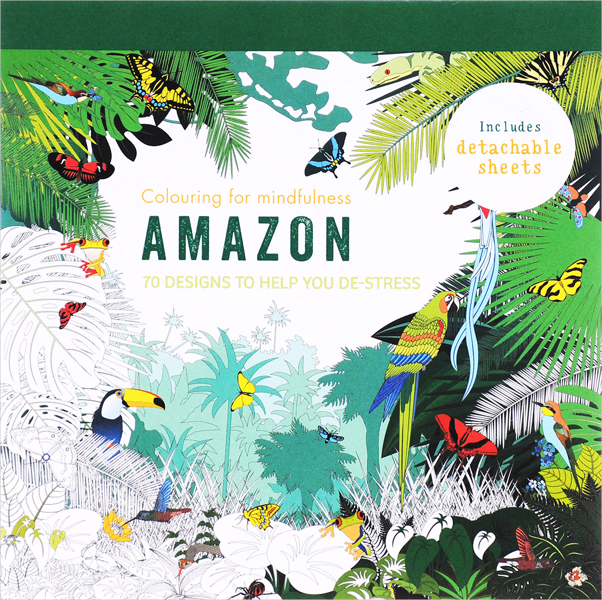 Amazon: 70 Designs to Help You De-Stress you re all my favourites