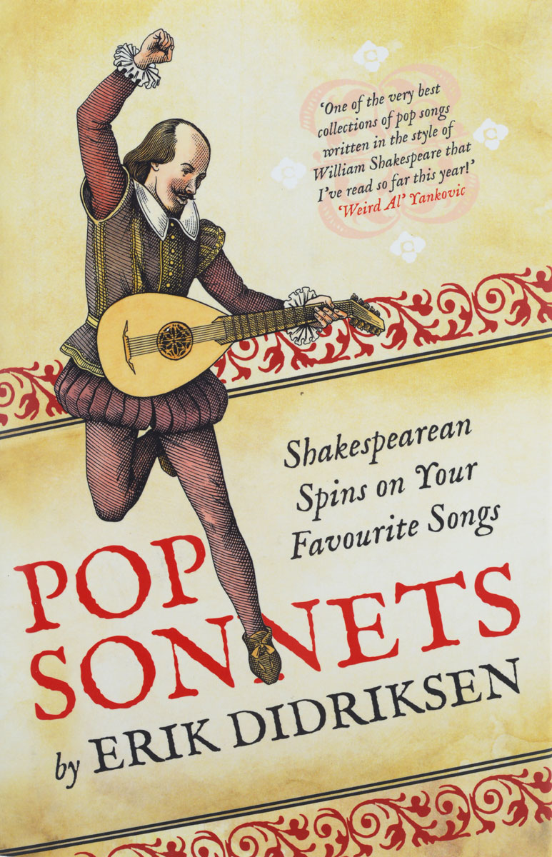 Pop Sonnets: Shakespearean Spins on Your Favourite Songs professional pop filter shield for microphone