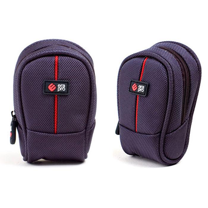 Era Pro EP-010904, Blue сумка для фотокамерыEP-010904Сумка Era Pro EP-010904 из полиэстера - это полезная и незаменимая вещь, предназначенная для переноски и хранения компактных фотоаппаратов. Сумка оснащена ремнем для ношения на плече или шее, который крепится с помощью карабинов.карабинов