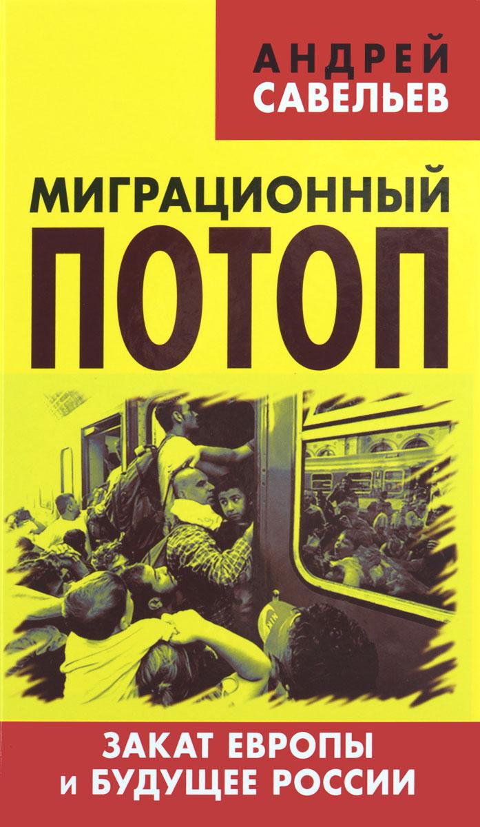 межнациональная пропасть и закат европы Андрей Савельев Миграционный потоп. Закат Европы и будущее России