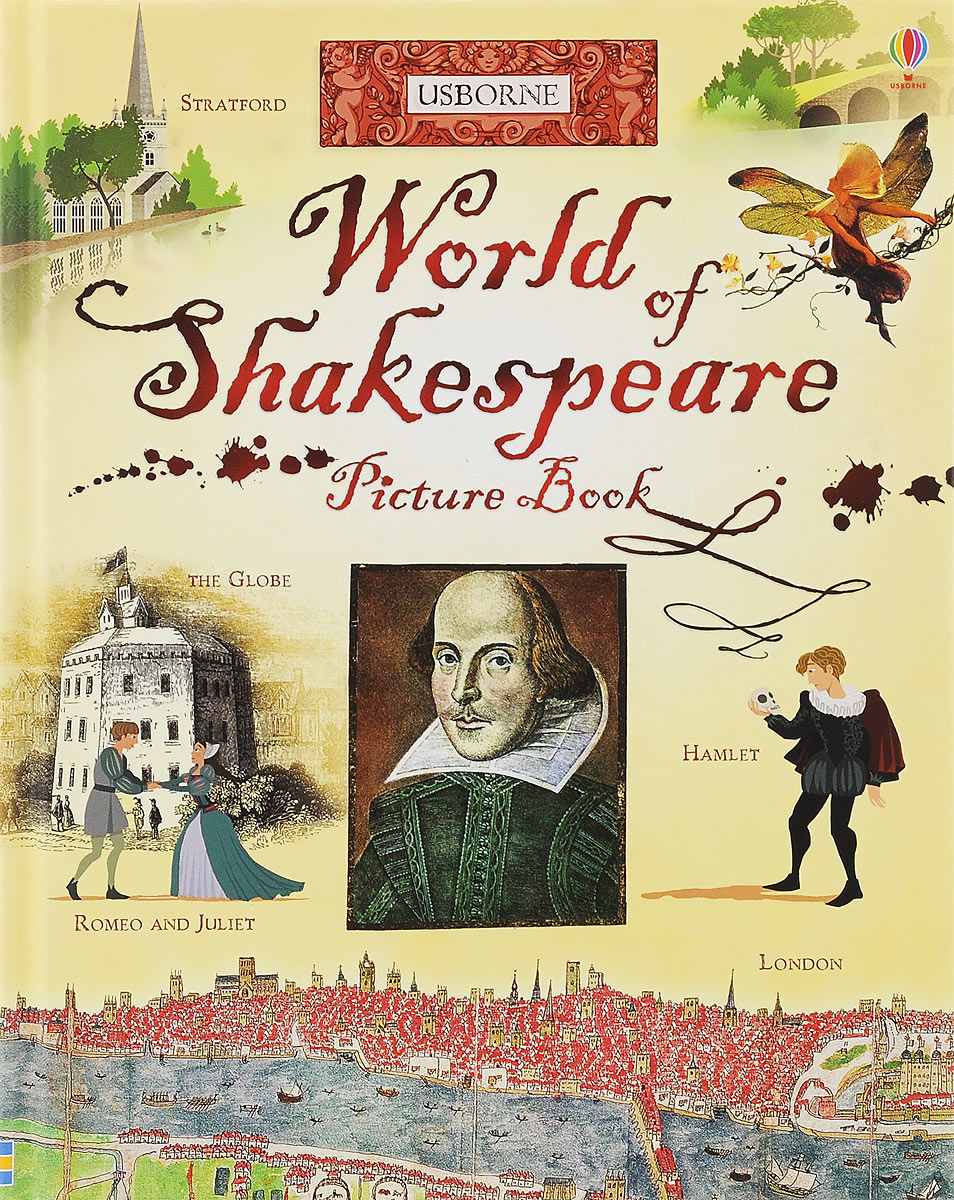 World of Shakespeare: Picture Book atlas of the world picture book