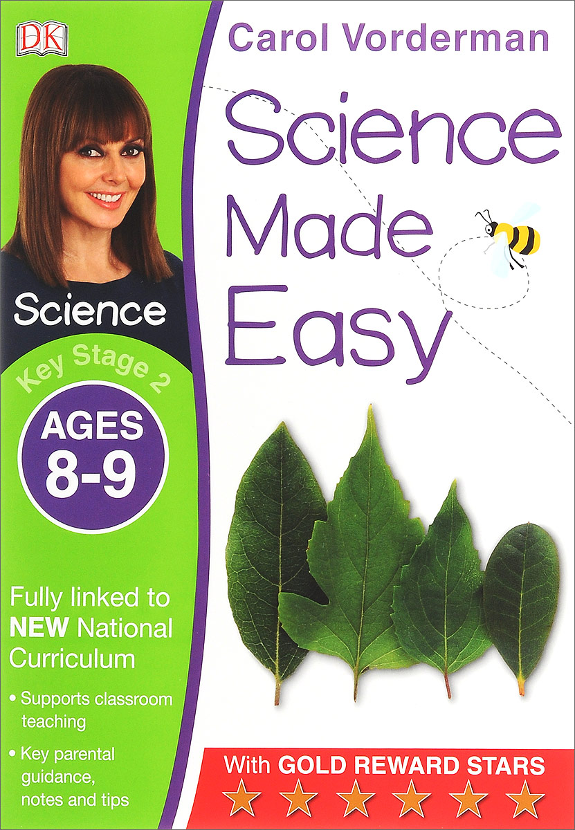 Science Made Easy: Key Stage 2: Ages 8-9 easy learning speak french with cdx2