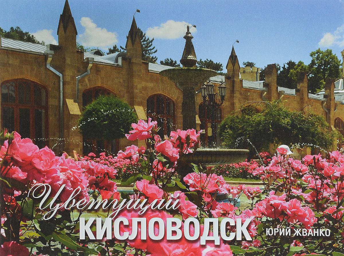 Юрий Жванко Цветущий Кисловодск. Фотоальбом фотоальбом 6171