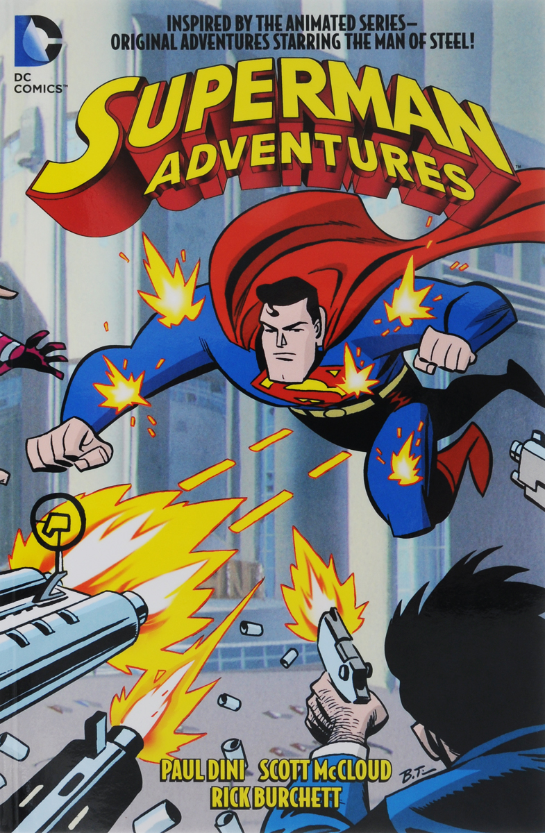 Superman Adventures: Volume 1 greg pak batman superman volume 1 cross world