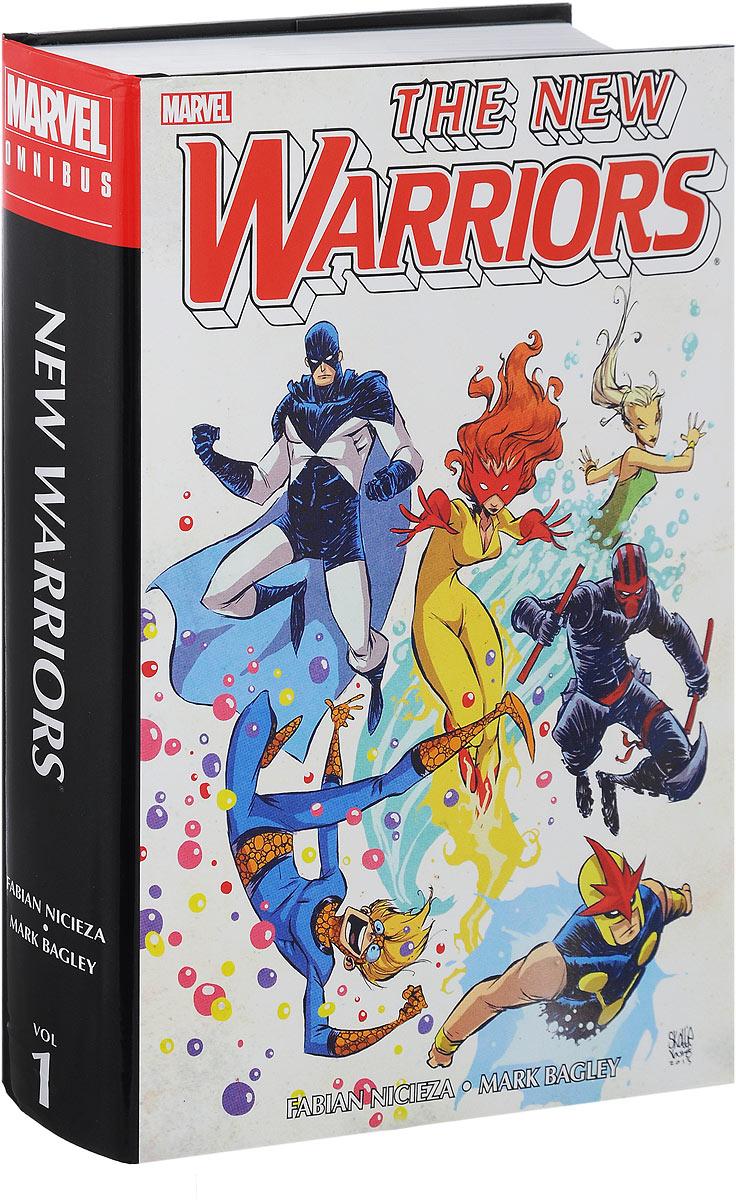 The New Warriors Omnibus: Volume 1: Collecting x force omnibus volume 1