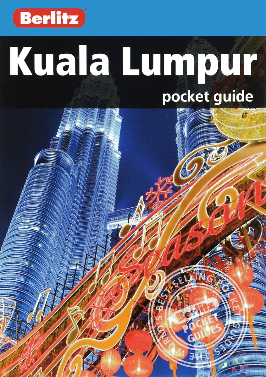 Berlitz: Kuala Lumpur Pocket Guide dk eyewitness top 10 travel guide scotland