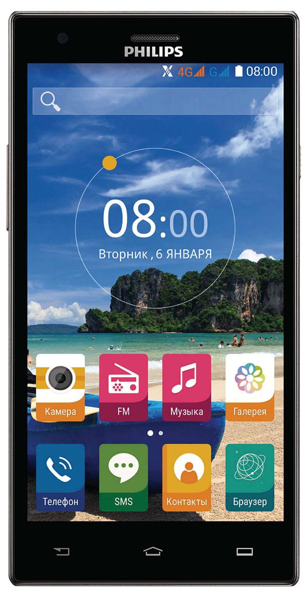 Philips S616, Dark Grey8712581736323Смартфон Philips S616 оснащен световой технологией SoftBlue, которая снижает уровень вредного излучения в синем спектре, тем самым защищая зрение, и обеспечивает превосходное яркое изображение. Позаботьтесь о своих близких с помощью новых интеллектуальных технологий!Создавайте удивительные фотографии при помощи превосходной камеры 13 мегапикселей. Разнообразьте ваши снимки с помощью богатого выбора интересных фотоэффектов. Благодаря различным режимам съемки, таким как автоматическое ретуширование лица, эффект макияжа, снимки с большим динамическим диапазоном (HDR), панорамные снимки и функция продолжительной съемки, ваши возможности практически безграничны.Организуйте свою жизнь — разделите контакты на 2 группы, используя два телефонных номера. С двумя SIM-картами вам не придется все время носить с собой 2 телефона.Создано специально для вас! Телефон Philips S616 оснащен новой светодиодной технологией SoftBlue, которая защищает глаза и обеспечивает яркое и качественное изображение. Технология SoftBlue использует интеллектуальную технологию для уменьшения длины волны вредного синего света, не влияя на цвет изображения на дисплее. Технологии SoftBlue присвоены сертификаты международных испытательных организаций — лаборатории SGS и компании TUV Rheinland, — подтверждающие сокращение излучения синего света и защиту для глаз.Ваш мобильный телефон Philips оснащен великолепным широким экраном высокого разрешения с диагональю 5,5, что обеспечивает яркие цвета и четкие детали. Технология IPS гарантирует отличную видимость с любого угла обзора, насыщенность и превосходное качество изображения, а управление телефоном на широком экране выполняется быстро и удобно. Просматривайте любимые веб-сайты, фотографии или видеофайлы. С 5-дюймовым экраном вы получите самые яркие впечатления.Благодаря невероятно мощному мобильному телефону Philips с процессором Octa Core 1,3 ГГц вы всегда будете на высоте. Эта модель с легкостью справится с любой поставл