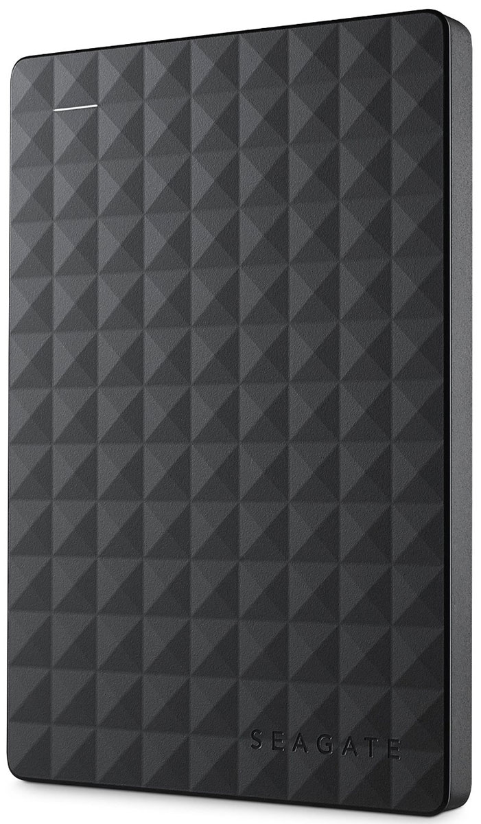 Seagate Expansion 1TB, Black внешний жесткий диск (STEA1000400) - Носители информации