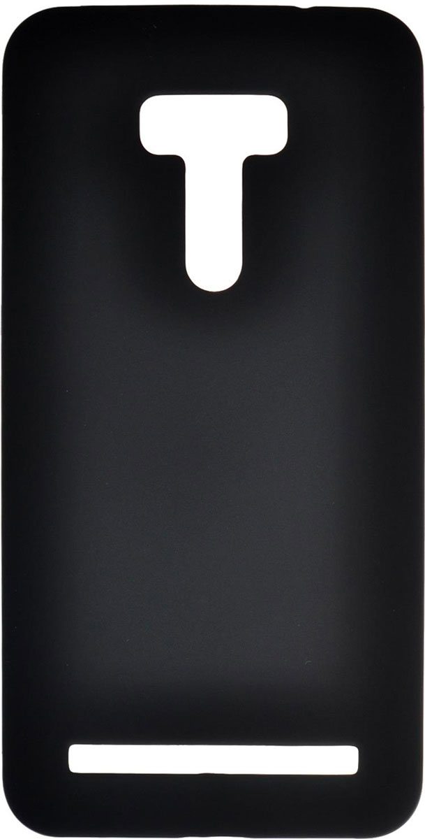 все цены на Skinbox 4People чехол для Asus Zenfone Selfie ZD551KL, Black онлайн