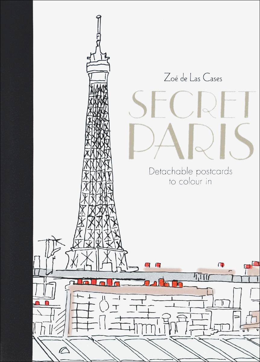 Secret Paris Postcards: Colouring for Mindfulness водяное охлаждение deepcool watercooler maelstrom 120 socket 2011 1366 1156 1150 1155 fm1 fm2 fm2 am3 am3 am2 am2