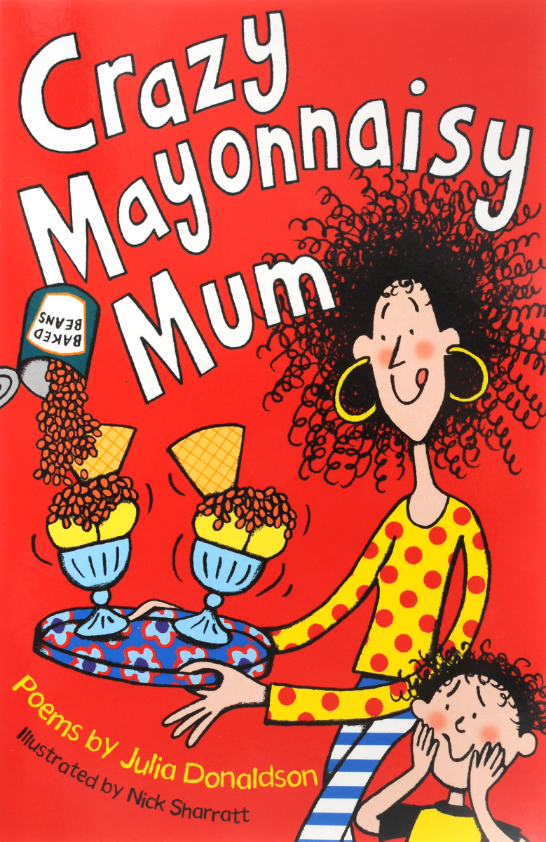 Crazy Mayonnaisy Mum francis ellesmere translations from the german and original poems