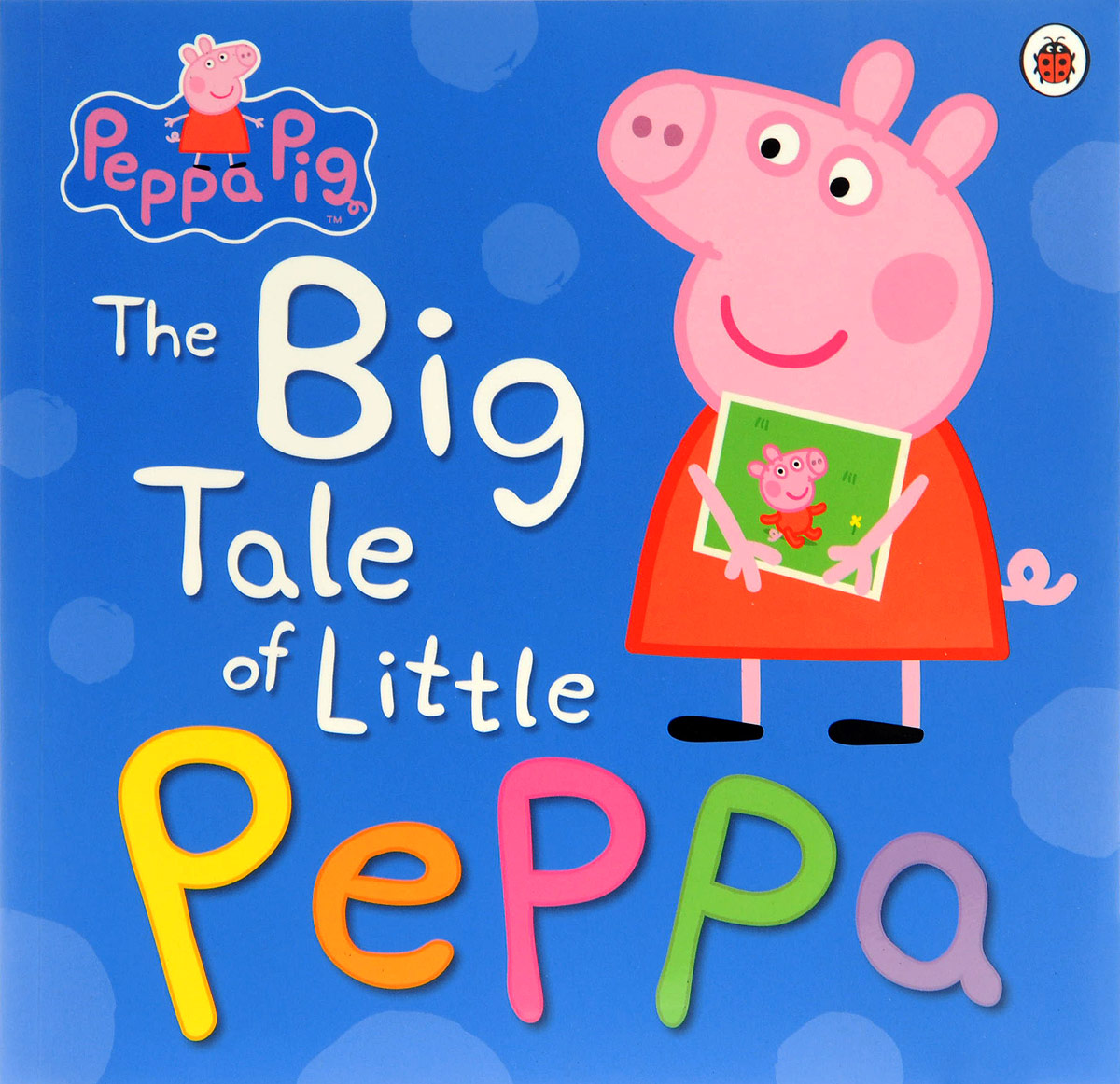 The Big Tale of Little Peppa what she left