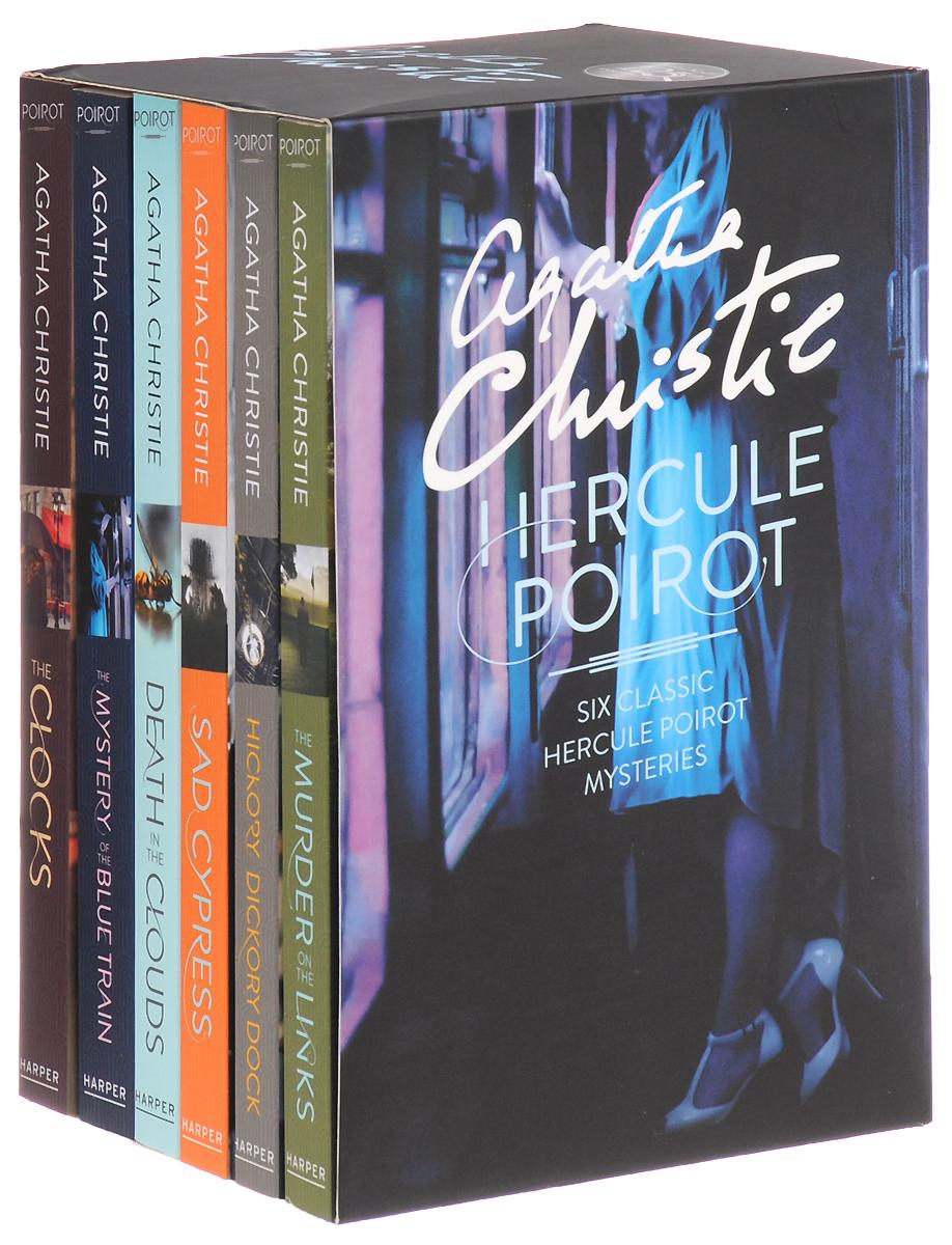 little grey cells the quotable poirot Hercule Poirot: Six Classic Hercule Poirot Mysteries (комплект из 6 книг)