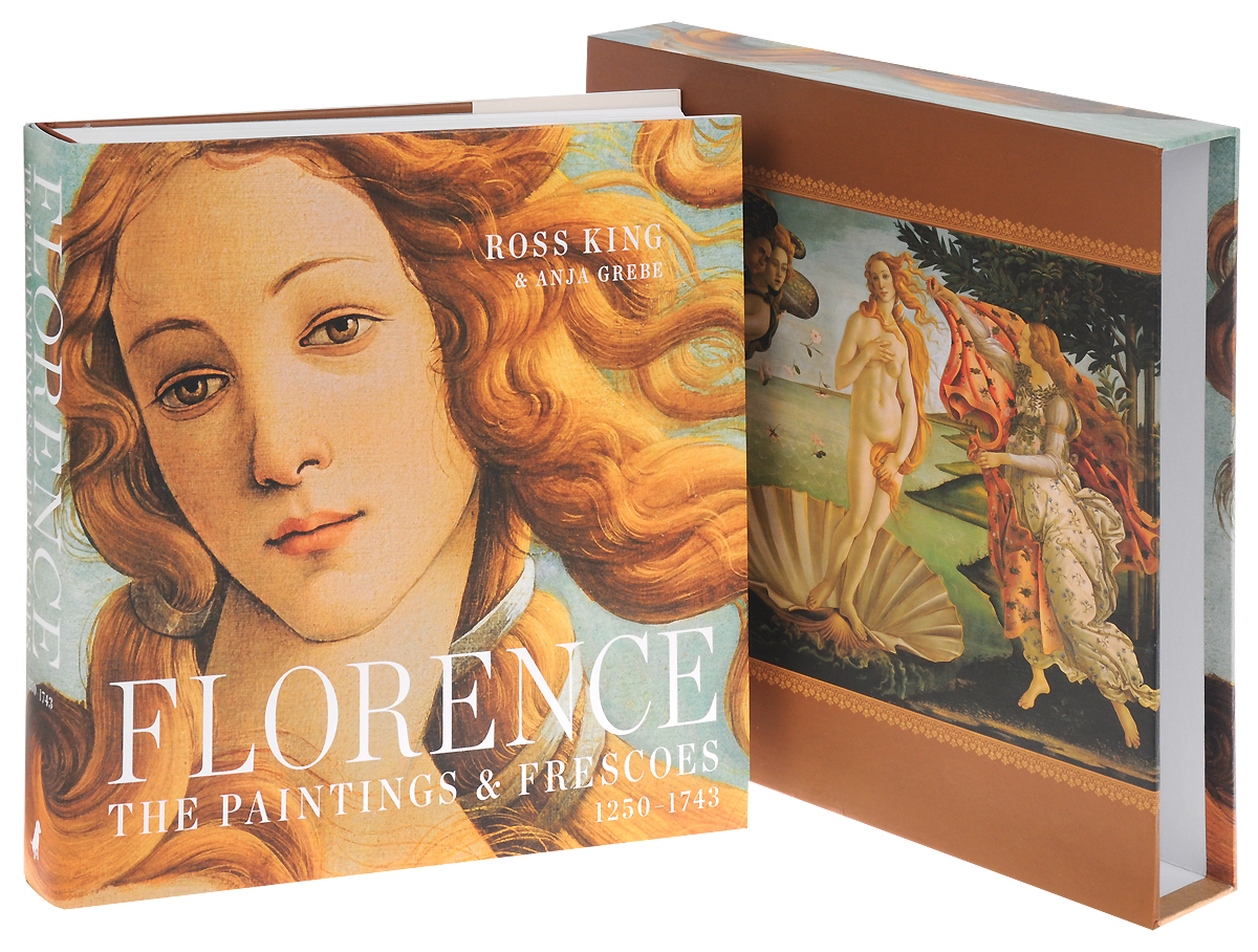 Florence: The Paintings & Frescoes: 1250-1743 florence and the machine berlin