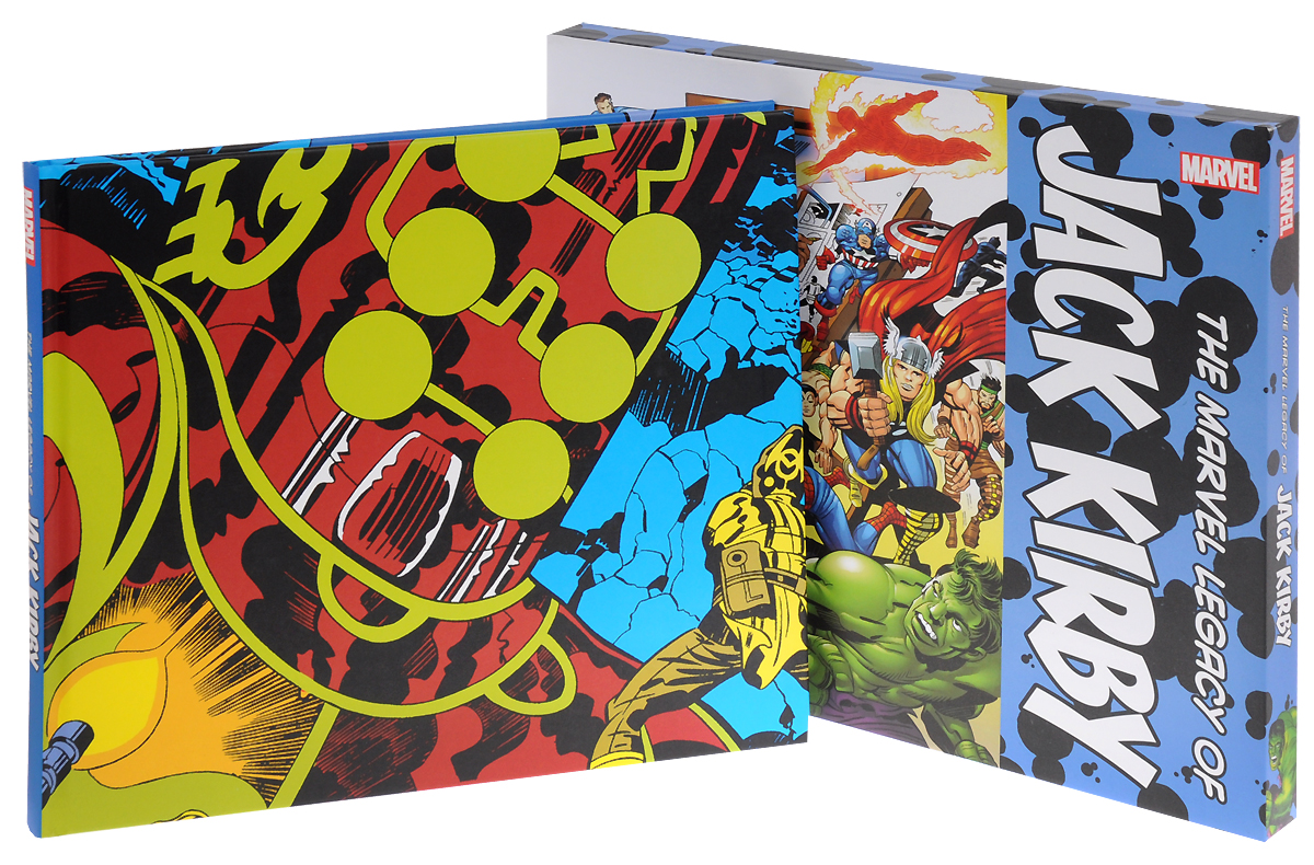 The Marvel Legacy of Jack Kirby the devil in the flesh