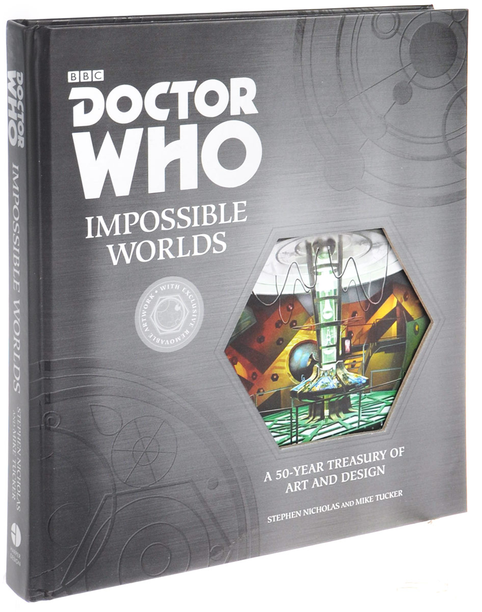 Doctor Who: Impossible Worlds: A 50-Year Treasury of Art and Design doctor who corpse marker monster collection ed