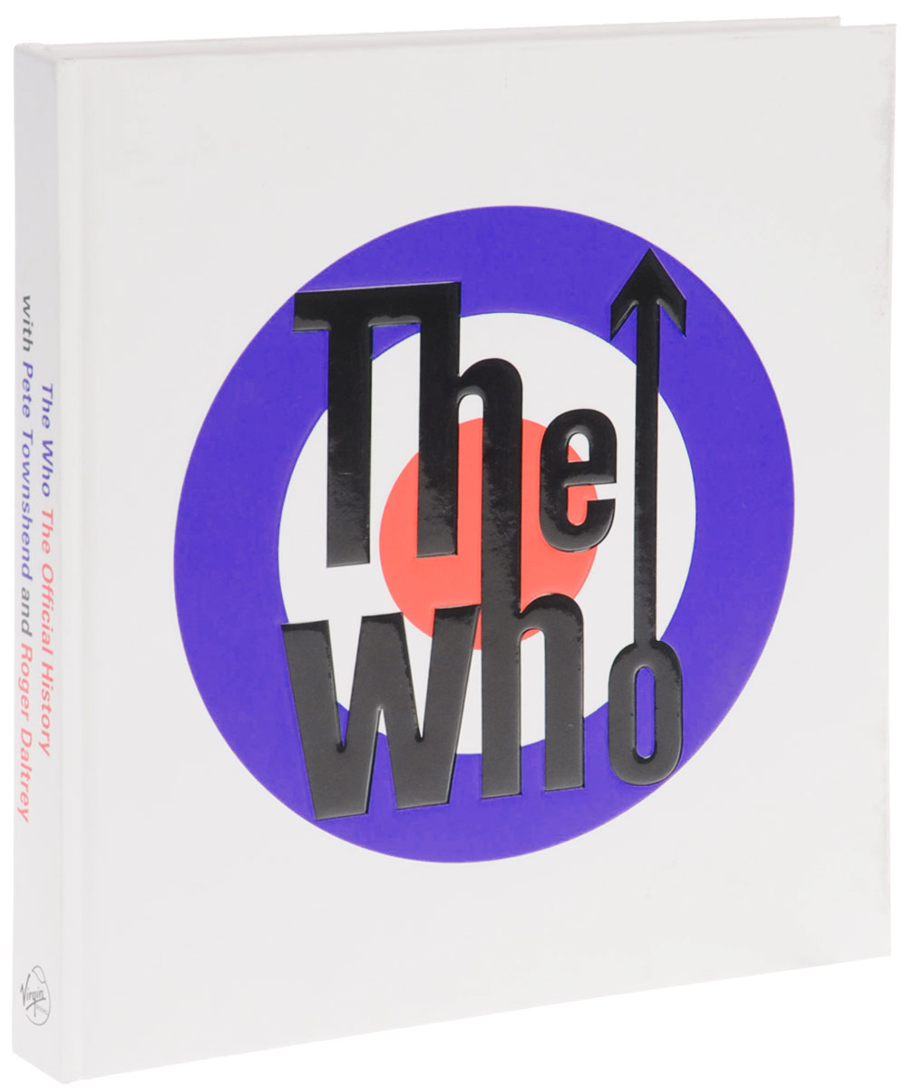 The Who: The Official History бордюр ape ceramica lord london burdeos 5x20