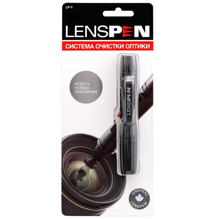 Lenspen чистящий карандаш для оптики аксессуар lenspen micropro mcp 1