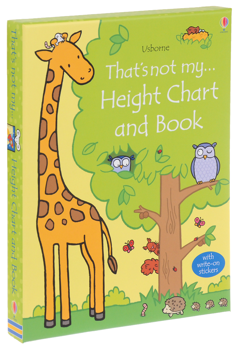 Купить That's Not My...: Height Chart and Book