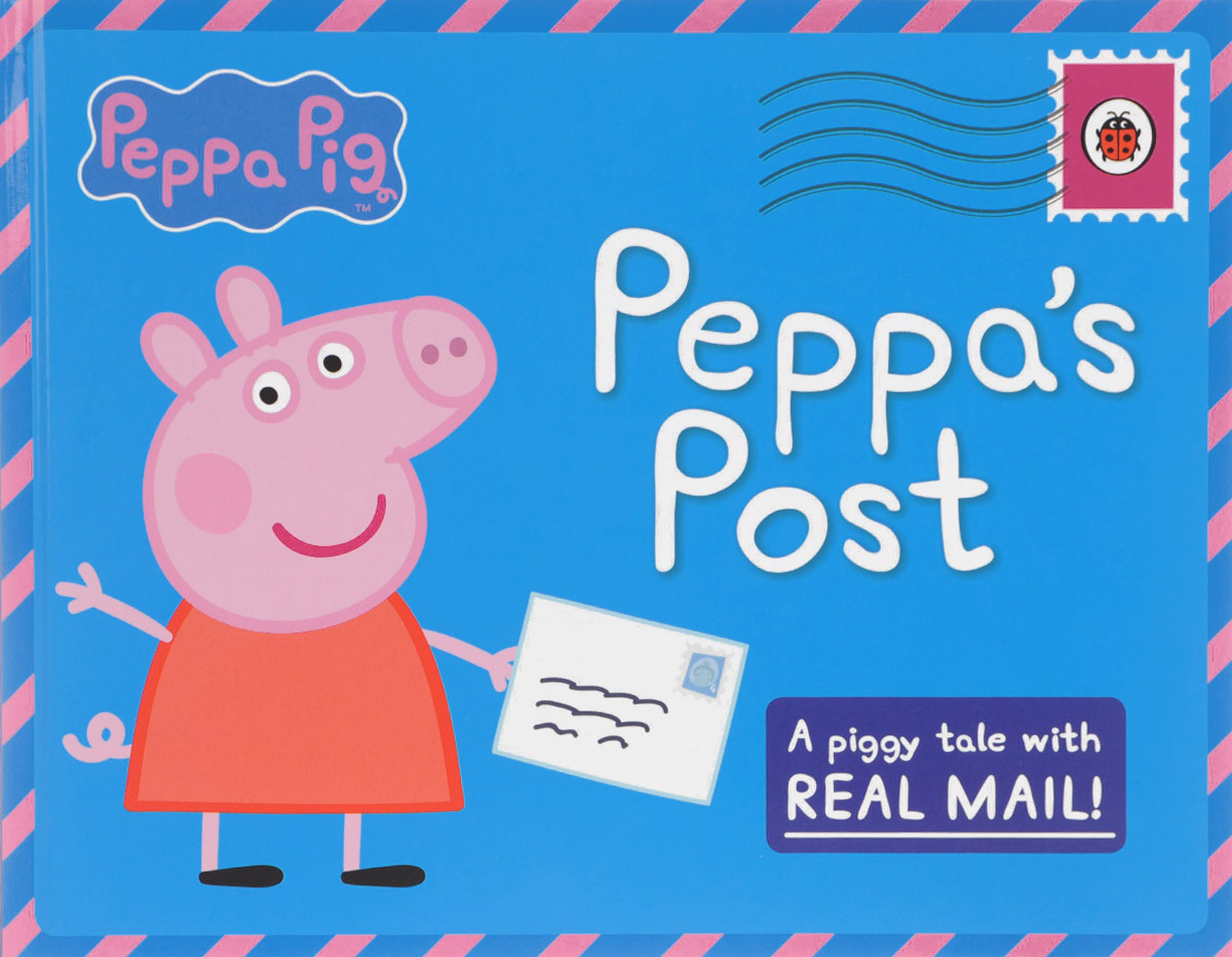 Peppa Pig: Peppa's Post theatre and mind