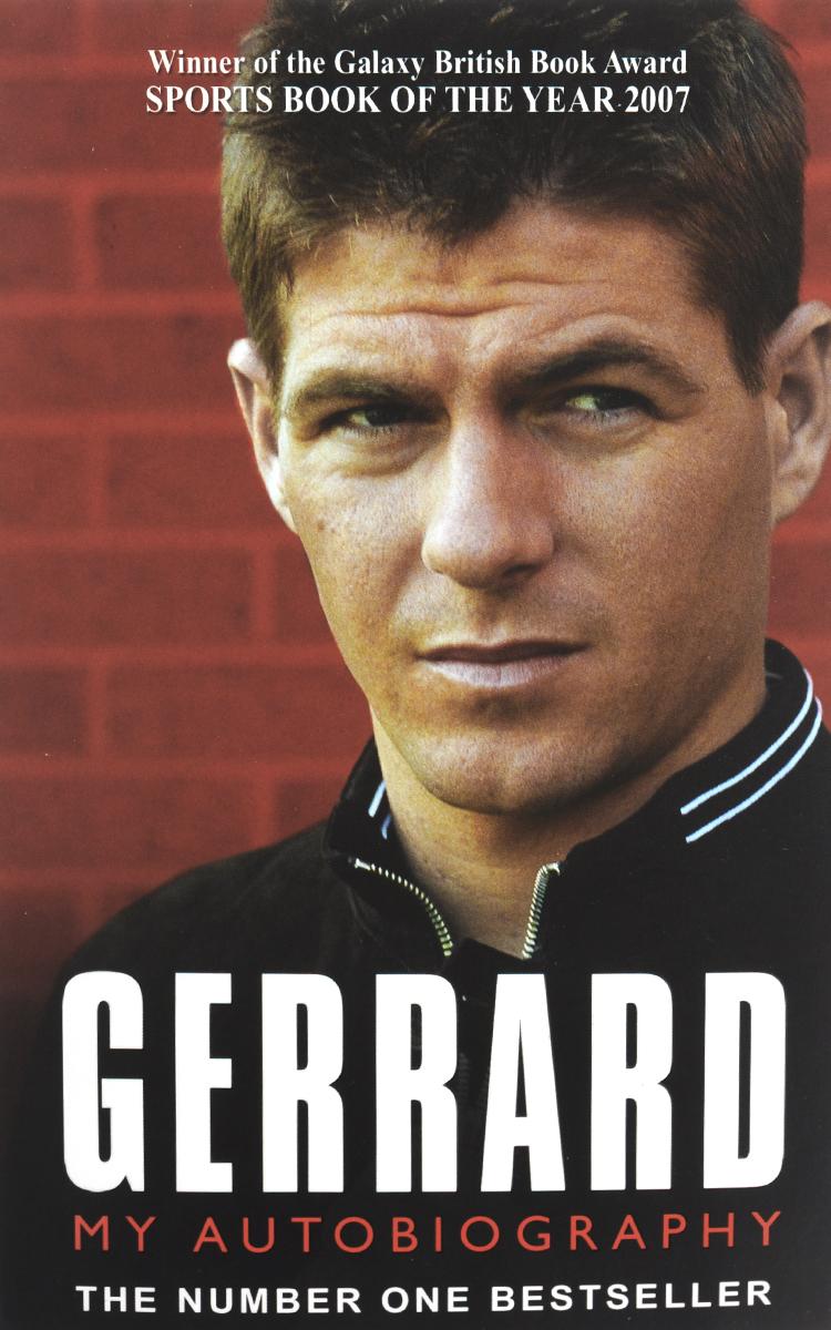 Gerrard: My Autobiography the bastard of istanbul