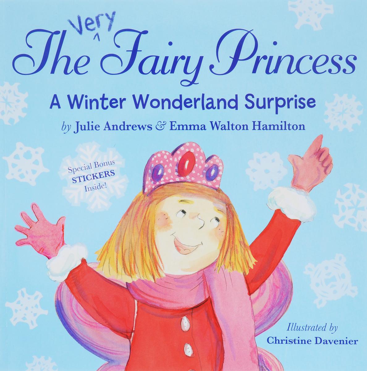 The Very Fairy Princess: A Winter Wonderland Surprise (+ наклейки) светильники trousselier абажур princess fairy 34х22 см