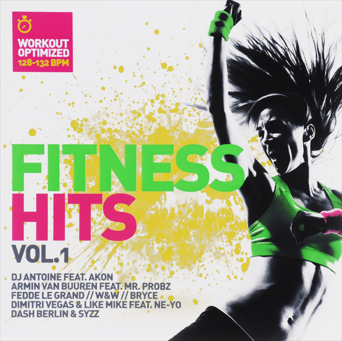 Fitness Hits. Vol.1 (2 CD)
