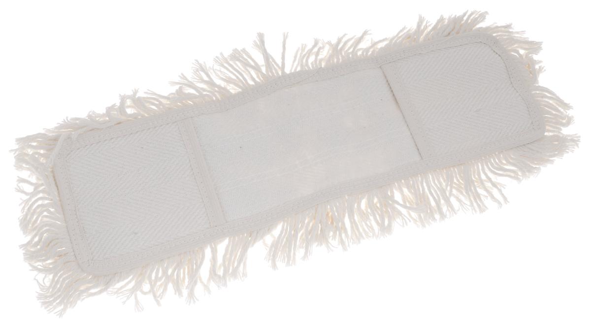 Сменная насадка для швабры Apex Maxi Cotone, цвет: белый, 40 см сменная насадка для швабры fratelli re 28 см