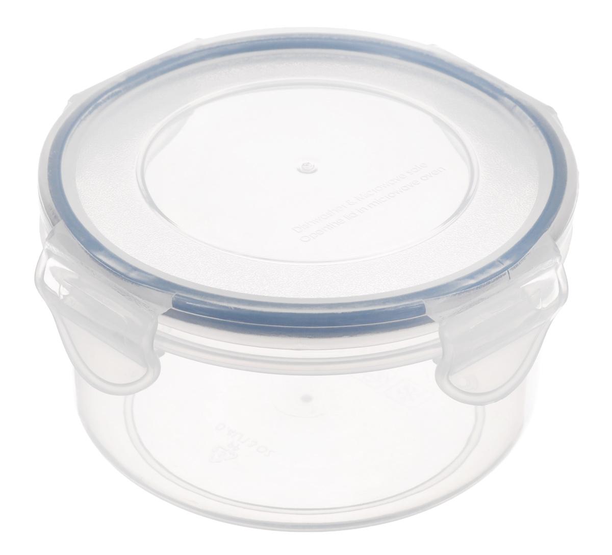 Контейнер Tescoma Freshbox, 400 мл892110Контейнер Tescoma Freshbox отлично подходит для хранения, запекания и разогрева блюд. Герметичная крышка имеет силиконовый уплотнитель, пища остается свежей дольше и не протекает при перевозке. Изготовлен контейнер из прочной пластмассы и силикона. Устойчив от -18°С до +110°С. Подходит для холодильника, морозильных камер, микроволновой печи и посудомоечной машины.