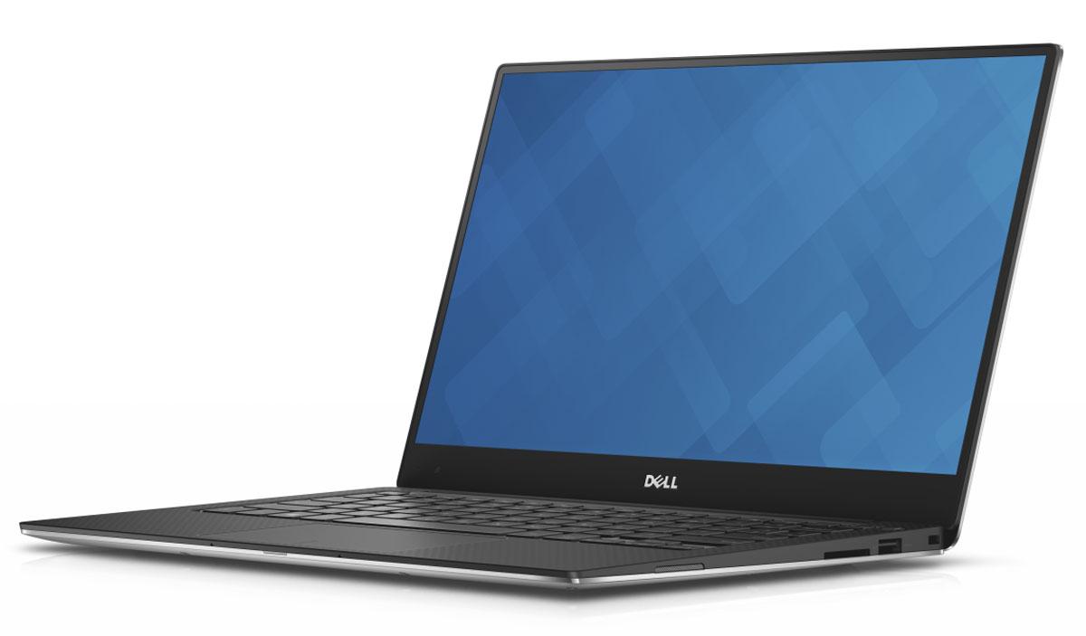 Dell XPS 13 (9350-1288), Silver9350-1288Dell XPS 13 - компактный и стильный ноутбук с безрамочным дисплеем.Тонкая лицевая панель монитора увеличивает пространство экрана в этой инновационной конструкции. Трехсторонний, практически безграничный дисплей обладает миниатюрной рамкой шириной всего 5,2 мм - это самая тонкая среди рамок ноутбуков. Благодаря тонкой панели шириной менее 2% от общей поверхности дисплея экран становится значительно больше. Четкое изображение обеспечивается при просмотре практически под любым углом благодаря панели IPS IGZO2, обеспечивающей широкий угол обзора до 170°.Новые процессоры Intel Core i7 обеспечивают высокую скорость запуска, четкость и усовершенствованную графику. Загрузка и возобновление XPS 13 выполняются за считанные секунды благодаря стандартному твердотельному накопителю и технологии Intel Rapid Start.Используйте жесты уменьшения, масштабирования и нажатия с высокой степенью точности: усовершенствованная сенсорная панель обеспечивает точность действий каждый раз, без прыжков и колебаний курсора. Он обеспечивает плавную и быструю горизонтальную прокрутку, уменьшение и увеличение изображения как у сенсорного экрана, с помощью жестов, похожих на те, которые вы использовали на обычном экране. Благодаря функции предотвращения случайной активации больше не будет случайных щелчков при касании сенсорной панели ладонью.Конструкция из механически обработанного алюминия означает, что XPS 13 точно вырезан из единого алюминиевого блока, что обеспечивает прочность и долговечность корпуса. За счет беспрецедентно эффективного потребления электроэнергии этот ноутбук обладает сертификацией ENERGY STAR 6.0. созданный с заботой об окружающей среде, XPS 13 не содержит такие материалы, как свинец, ртуть и некоторые фталаты. Самый экологичный ноутбук в семействе XPS, он также обладает сертификацией EPEAT SILVER и не содержит ПВХ и бромсодержащего антипирена.Точные характеристики зависят от модели.Ноутбук сертифицирован Ростест и имеет русифицированну