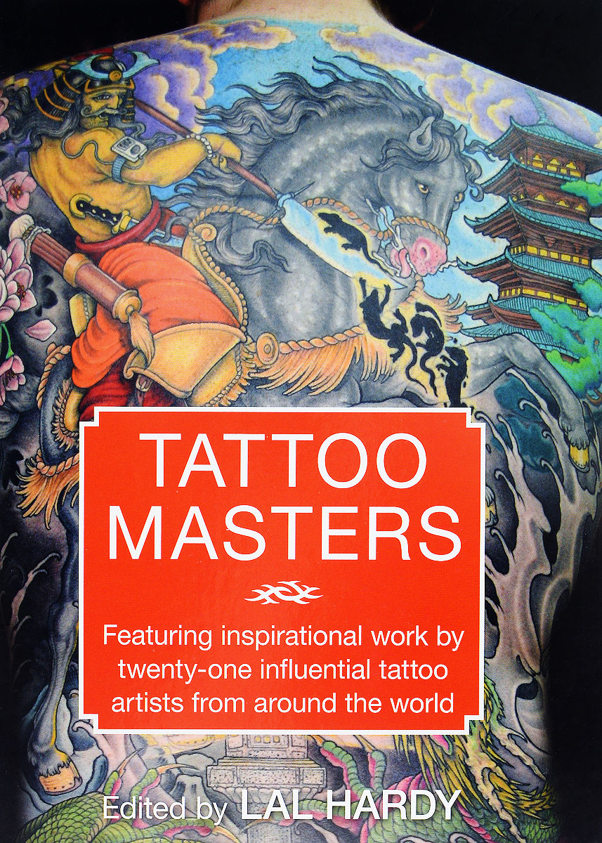 Tattoo Masters paul wood western art and the wider world