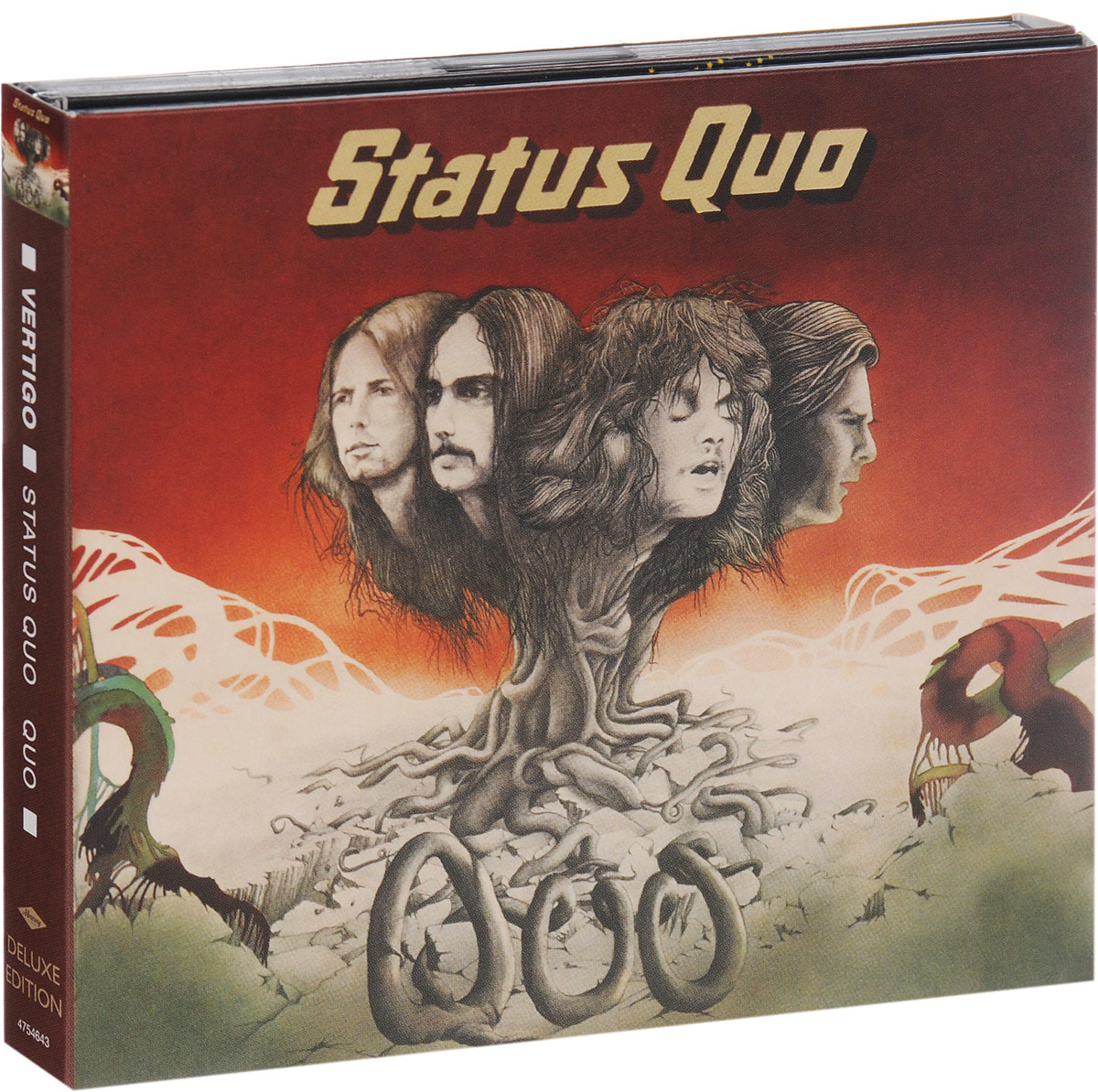 Status Quo Status Quo. Quo. Deluxe Edition (2 CD) evanescence – synthesis deluxe edition cd dvd