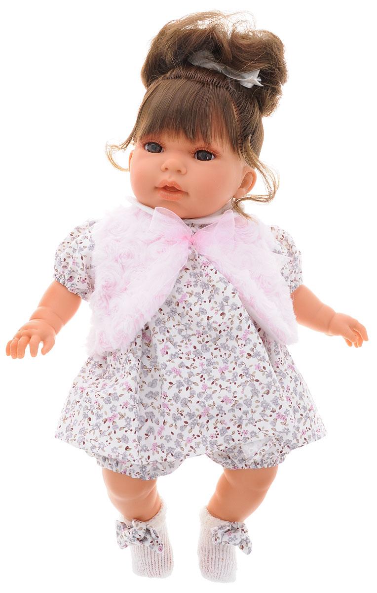 Munecas Antonio Juan Кукла Лучия munecas antonio juan пупс белла цвет платья розовый