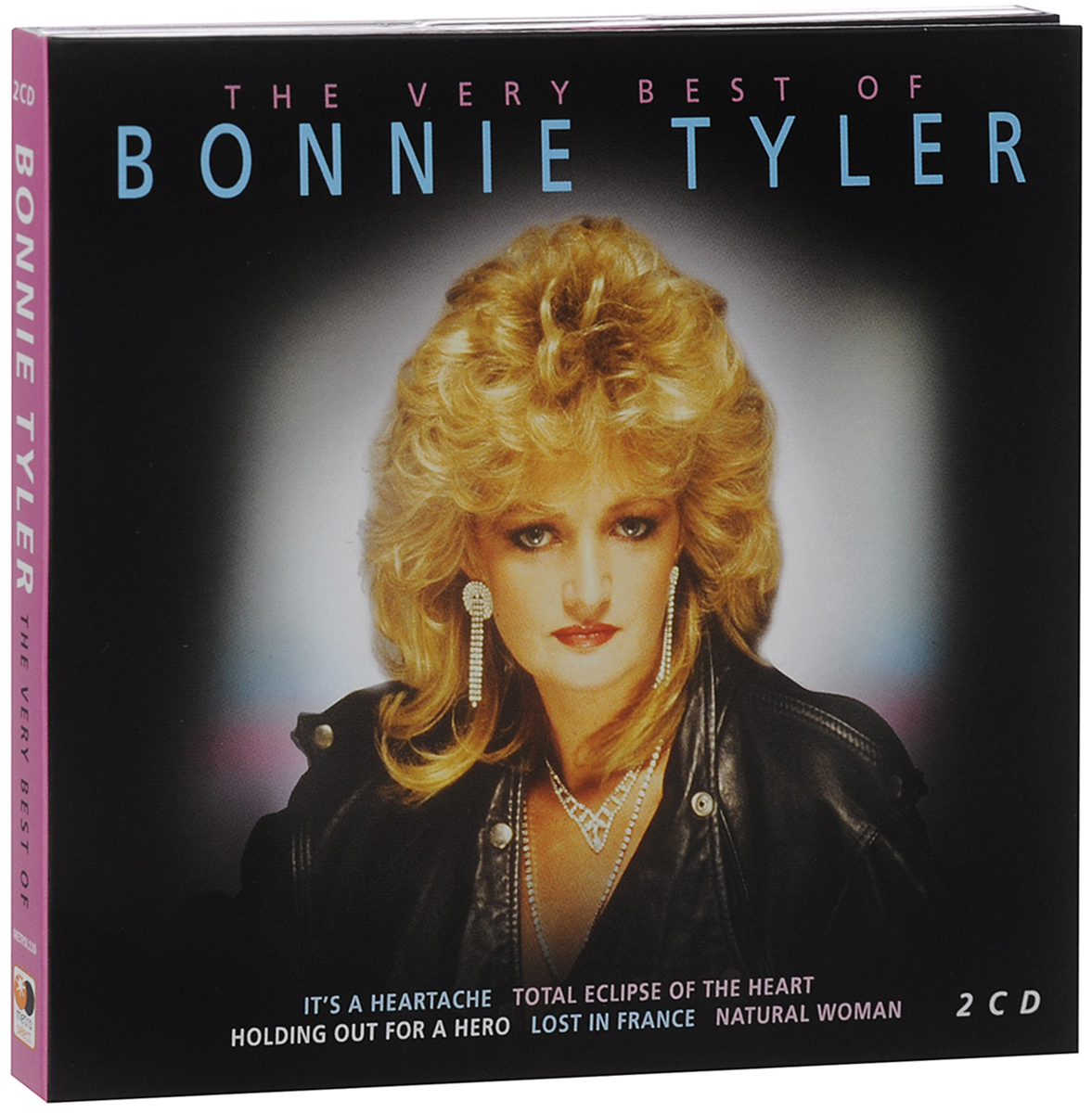 Бонни Тайлер Bonnie Tyler. The Very Best Of (2 CD) cd диск jeff healey the very best of 1 cd