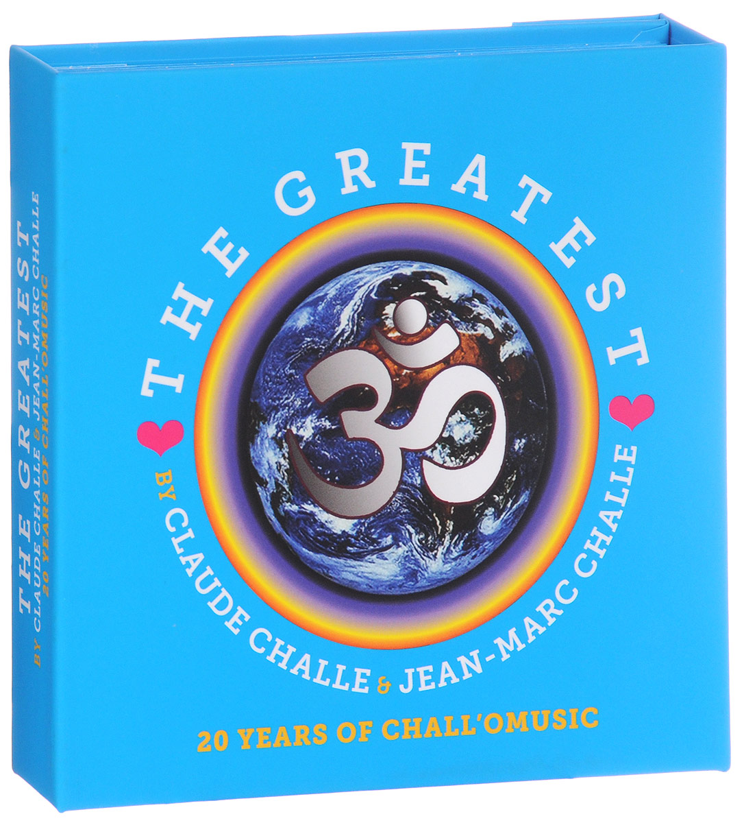 Claude Challe & Jean-Marc Challe. The Greatest (6 CD)