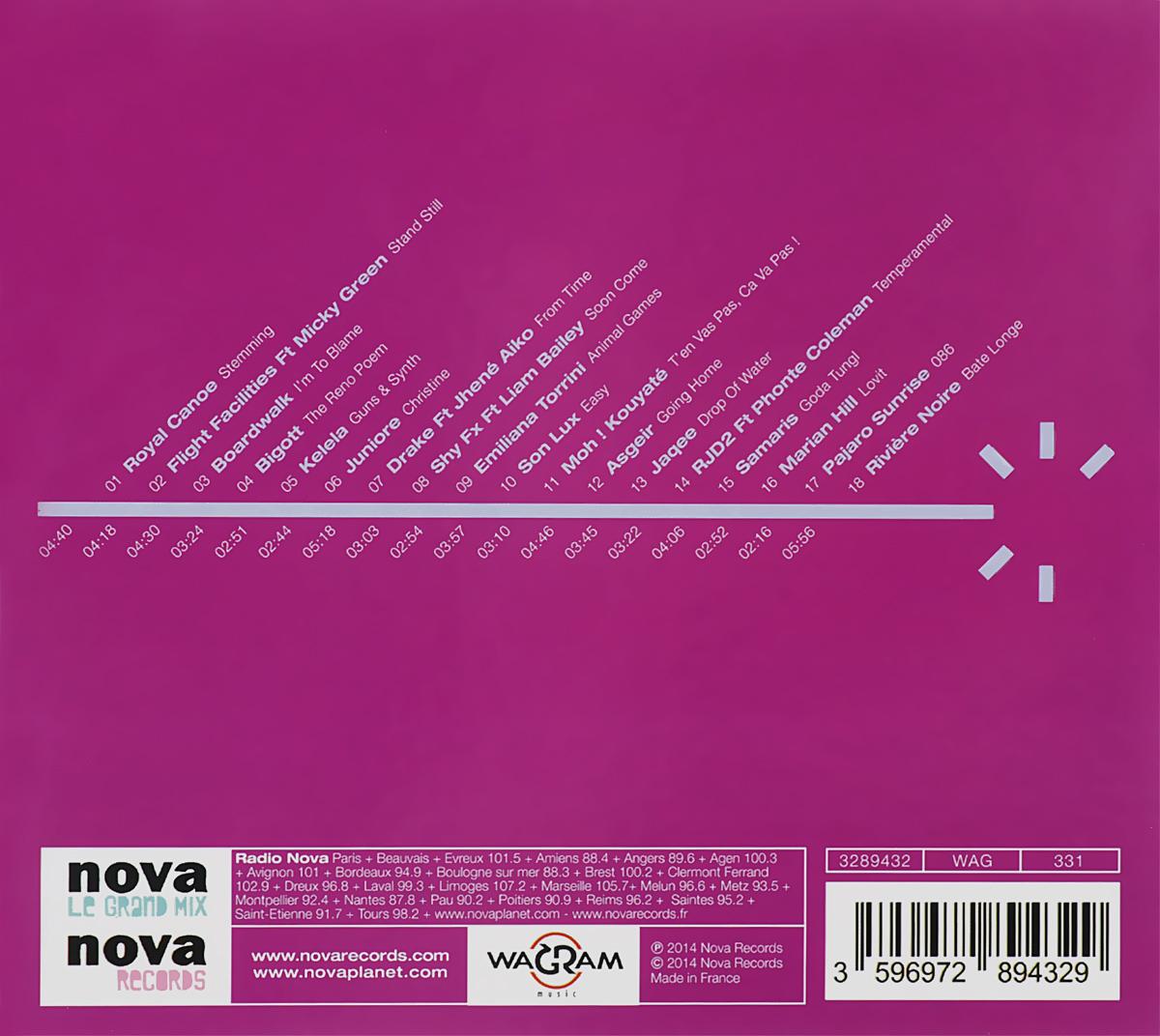 Nova Tunes 2. 9 Nova Records,Ракурс