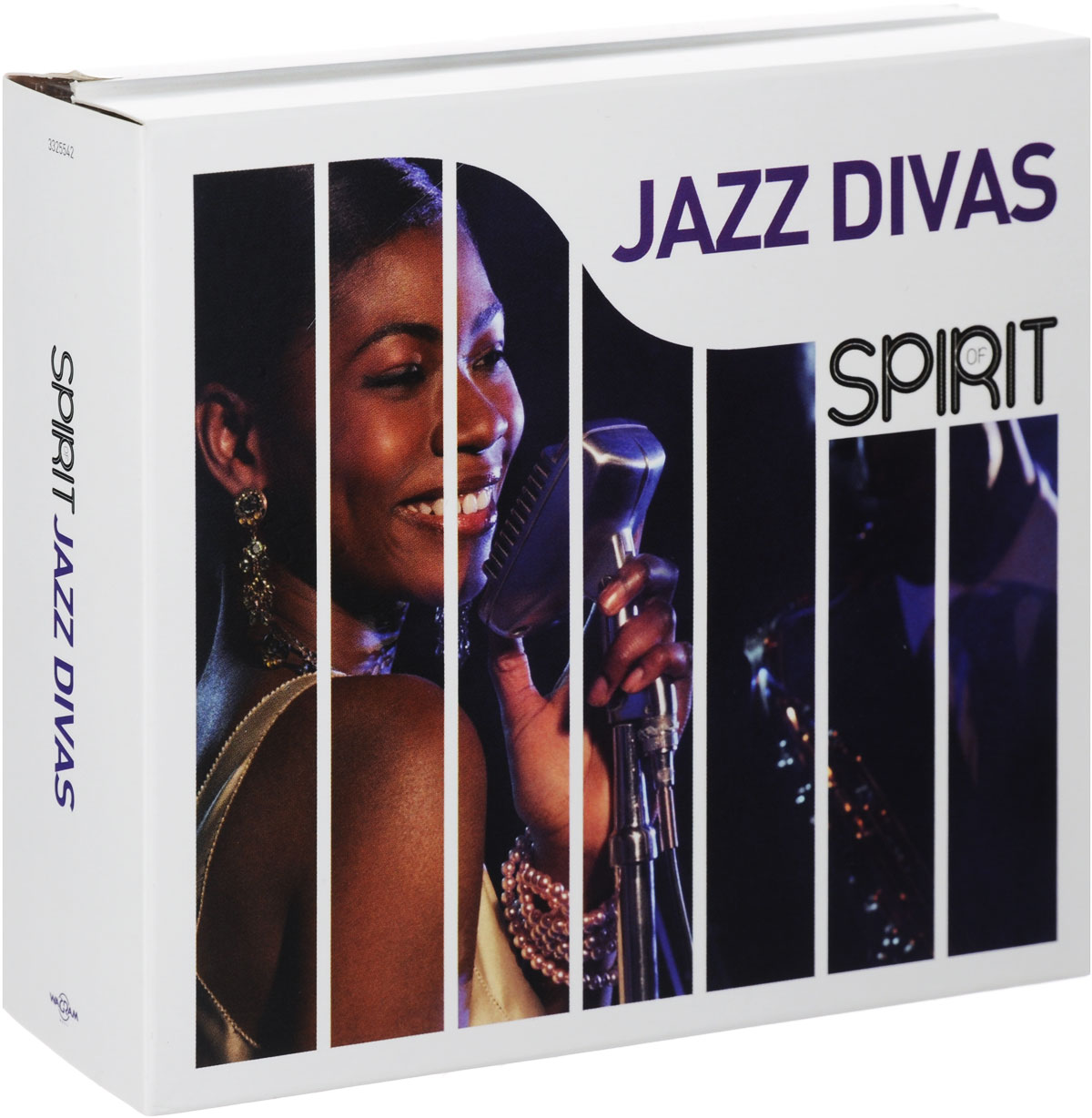 Spirit Of Jazz Divas (4 CD)