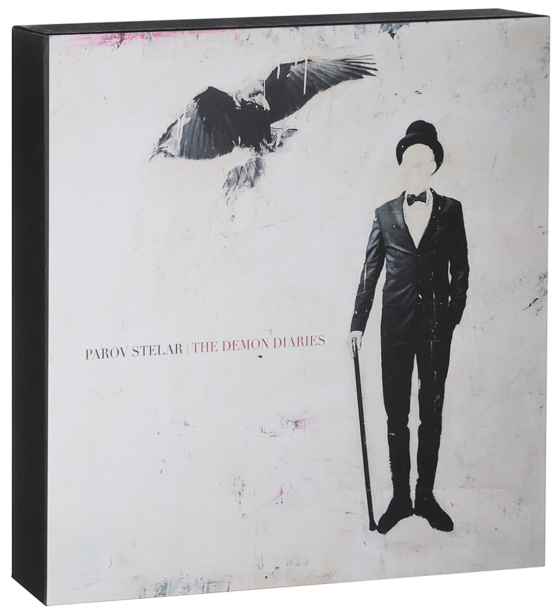 Parov Stelar Parov Stelar. The Demon Diaries. Super Deluxe Limited Edition (2 CD + 3 LP) zenfone 2 deluxe special edition