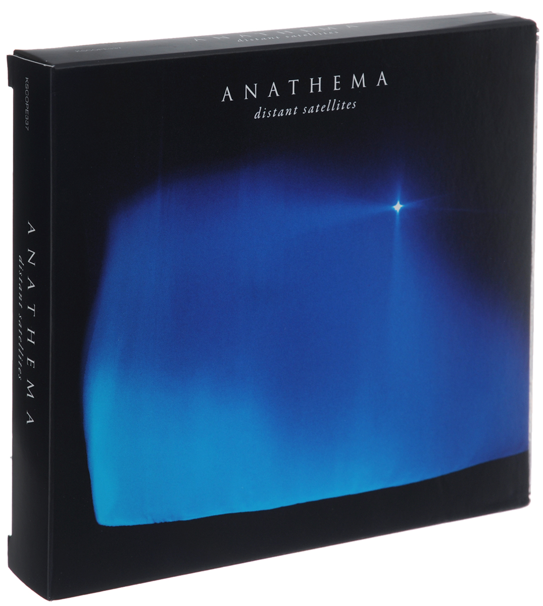 Anathema Anathema. Distant Satellites. Tour Edition (2 CD) bogesi snapper d08 5
