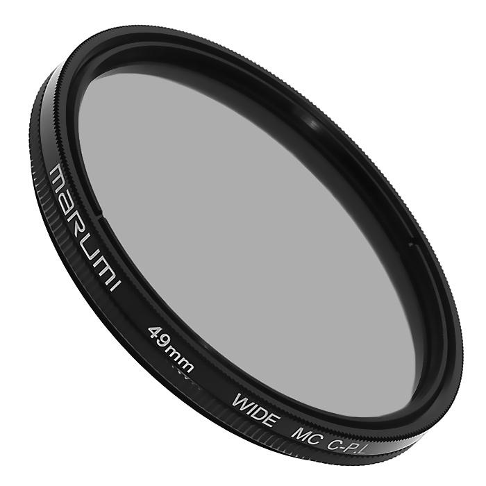 Marumi Wide MC Circular PL поляризационный светофильтр (49 мм) светофильтр marumi mc c pl 67mm