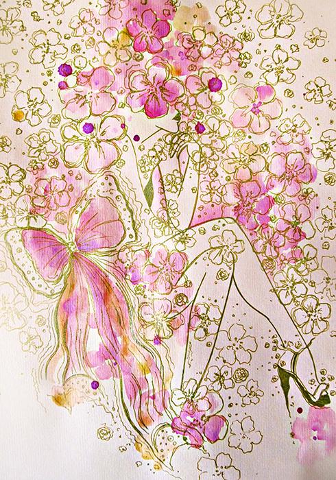 Постер. Картина-принт Флора. ШеббиПКПШФНежная, воздушная, утонченная... Вся закутанная в тонкий цветочный аромат, окруженная розовым, персиковым, пудровым сиянием, блистающая золотыми бликами на солнце..Постер Флора Размер: 30 х 20 смНапечатан на дизайнерском льняном картоне. Картина теплая и живая, с приятной текстурной поверхностью, мягкая на ощупь.Небольшой формат постеров позволит Вам расположить несколько штук в интерьере.