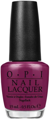 OPI Лак для ногтей Just Beclaus, 15 млHRF01Быстросохнущий лак для ногтей OPI содержит натуральный шелк и аминокислоты. Увлажняет ногти и ухаживает за ними. Форма флакона, колпачка и кисти запатентованы и специально разработаны для удобного использования.