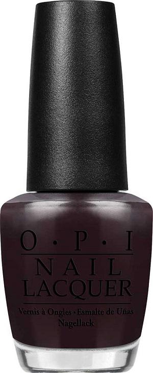 OPI Лак для ногтей Love is Hot and Coal, 15 млHRF06Лак для ногтей OPI быстросохнущий, содержит натуральный шелк и аминокислоты. Увлажняет и ухаживает за ногтями. Форма флакона, колпачка и кисти специально разработаны для удобного использования и запатентованы.