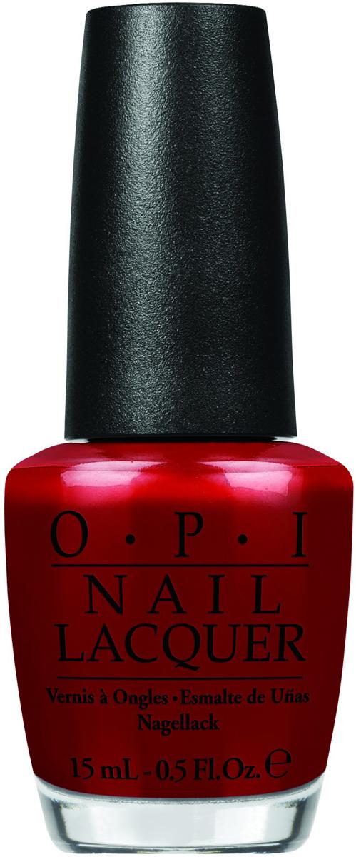 OPI Лак для ногтей Cinnamon Sweet, 15 млHRF08Лак для ногтей OPI быстросохнущий, содержит натуральный шелк и аминокислоты. Увлажняет и ухаживает за ногтями. Форма флакона, колпачка и кисти специально разработаны для удобного использования и запатентованы.