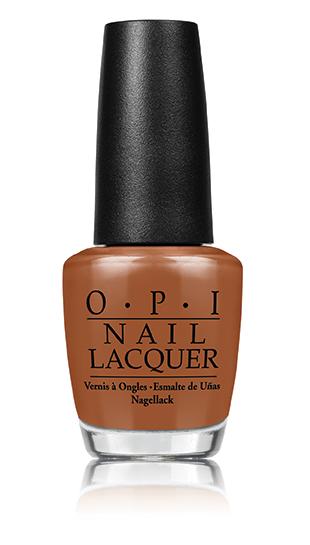 OPI Лак для ногтей A-piers to be Tan, 15 млNLF53Лак для ногтей OPI быстросохнущий, содержит натуральный шелк и аминокислоты. Увлажняет и ухаживает за ногтями. Форма флакона, колпачка и кисти специально разработаны для удобного использования и запатентованы.