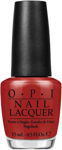 OPI Лак для ногтей First Date at Golden Gate, 15 млNLF64Лак для ногтей OPI быстросохнущий, содержит натуральный шелк и аминокислоты. Увлажняет и ухаживает за ногтями. Форма флакона, колпачка и кисти специально разработаны для удобного использования и запатентованы.
