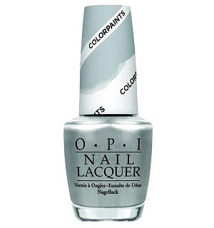 OPI Лак для ногтей Color Paints-Silver Canvs, 15 млNLP19Лак для ногтей OPI быстросохнущий, содержит натуральный шелк и аминокислоты. Увлажняет и ухаживает за ногтями. Форма флакона, колпачка и кисти специально разработаны для удобного использования и запатентованы.Как ухаживать за ногтями: советы эксперта. Статья OZON Гид