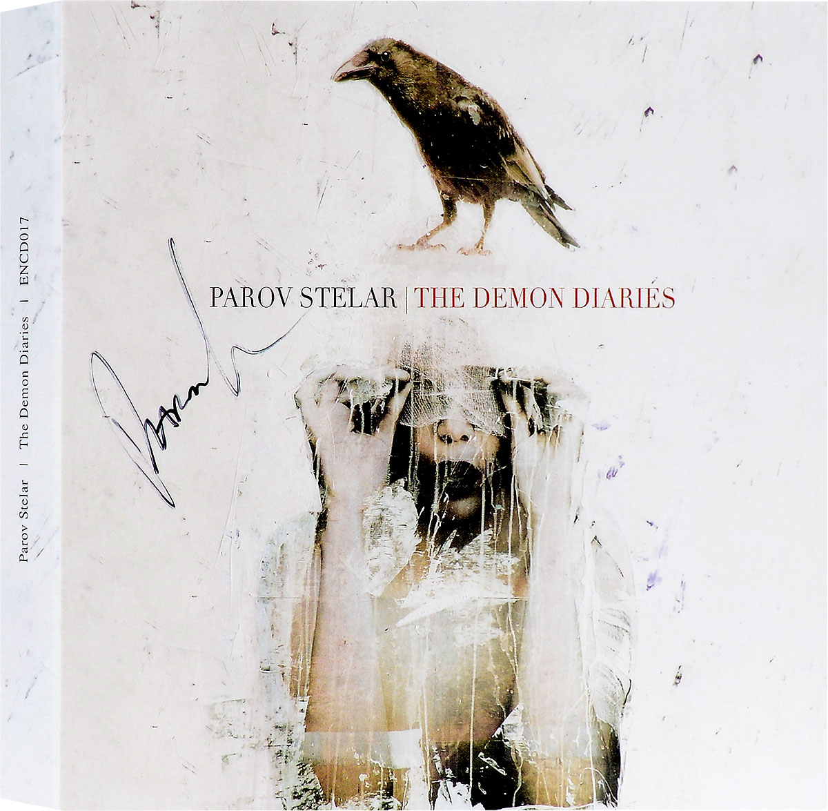 Parov Stelar Parov Stelar. The Demon Diaries. С автографом (2 CD) parov stelar parov stelar the paris swing box 2 lp