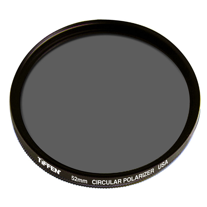 Tiffen Circular Polarizer Filter поляризационный фильтр (52 мм) cpl polarizer lens filter 55mm