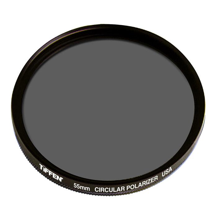 Tiffen Circular Polarizer Filter поляризационный фильтр (55 мм)